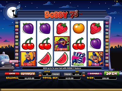 Bobby 7's Slots screenshot