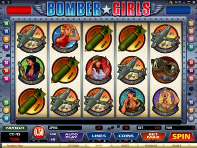 Bomber Girls online slot | Euro Palace Casino Blog