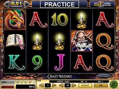 Spin Crazy Slot - Review & Play this Online Casino Game