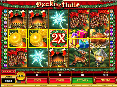 Free Deck the Halls Slot