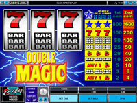 Enlarge Double Magic Slots Screenshot
