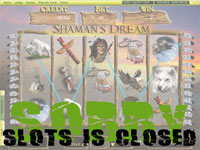 Enlarge Shaman's Dream Slots Screenshot