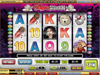 Enlarge Vampire Vixen Slots Screenshot