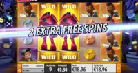 Big Bot Crew Quickspin Slot Bonus 1, Free Spins Feature