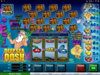 Deep Sea Dosh Microgaming Slot Bonus 1