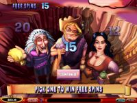 Diamond Valley Pro PlayTech Slot Bonus 1
