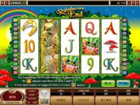 Rainbows End Microgaming Slot Bonus 1
