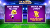 Top Strike Championship NextGen Gaming Slot Info, Bonus 1, Free Spins Feature