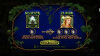 Enchanted Garden II  RTG   Slot   info