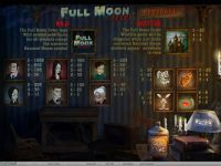 Full Moon Fever bwin.party Slot Info