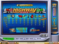 Highway Kings PlayTech Slot Info