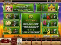 Lady of the Orient Microgaming Slot Info