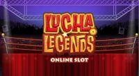 Lucha Legends Microgaming Slot Info