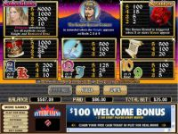 Quest of Kings CryptoLogic Slot Info