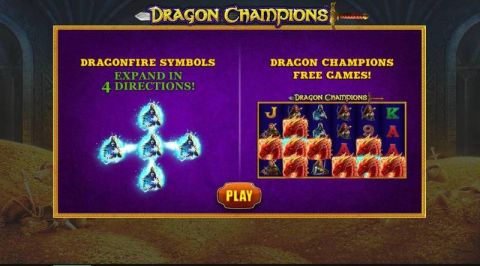 Dragon Champions PlayTech Slot Info