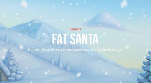 Fat Santa Push Gaming Slot Info