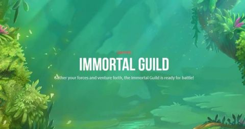 Immortal Guild Push Gaming Slot Info