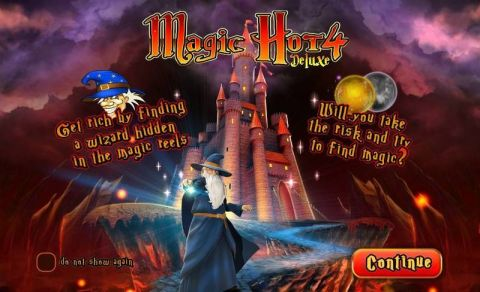 Magic Hot 4 Deluxe Wazdan Slot Info