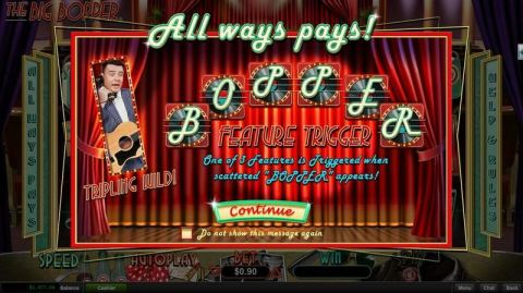 The Big Bopper RTG Slot Info