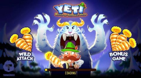Yeti - Battle of Greenhat Peak Thunderkick Slot Info