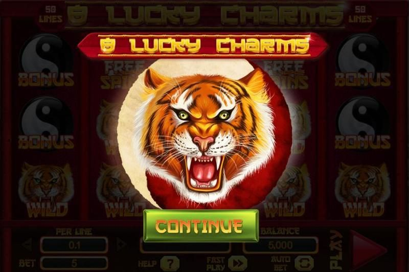 Year Of Luck Slots - Free Online Casino Game by Spinomenal