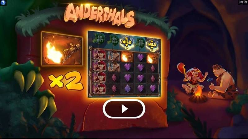 Anderthals Microgaming Slot Info