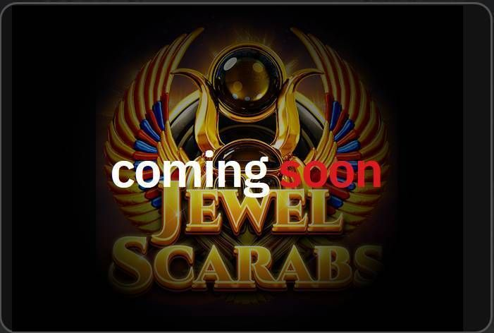 Jewel Scarabs Red Rake Gaming Slot Info