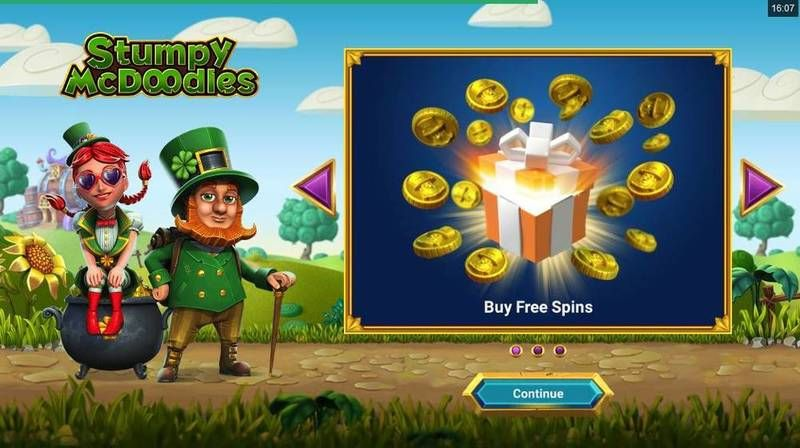 Stumpy McDOOdles Microgaming Slot Info
