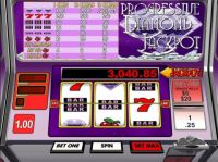 Progressive Diamond  Betsoft   Slot   main