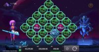 Astro Legends: Lyra and Erion Microgaming Slot Slot Reels