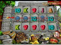 Aztec Gold Raffle bwin.party Slot Slot Reels