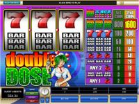 Double Dose Microgaming Slot Slot Reels