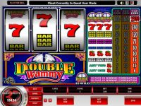 Double Wammy Microgaming Slot Slot Reels