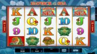 Emperor of the Sea Microgaming Slot Reels