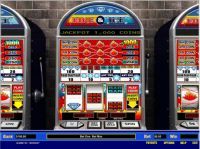 Fire and Ice 5 Line Parlay Slot Slot Reels