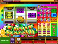 Fruit Salad Microgaming Slot Slot Reels