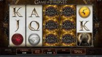 Game of Thrones - 243 Ways Microgaming Slot Reels