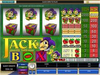 Jack in the Box Microgaming Slot Slot Reels