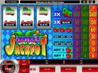 Jester's Jackpot Microgaming Slot Slot Reels