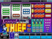Jewel Thief Microgaming Slot Slot Reels