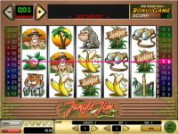 Jungle Jim GTECH Slot Slot Reels