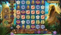 Legend of the Nile BetSoft Slot Slot Reels