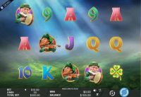 Leprechaun Legends Genesis Slot Slot Reels