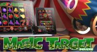 Magic Target Deluxe  Wazdan   Slot   Slot Reels