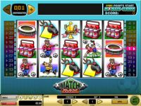 Match Day GTECH Slot Slot Reels