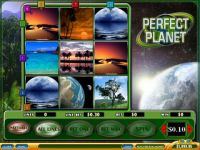 Perfect Planet PlayTech Slot Slot Reels