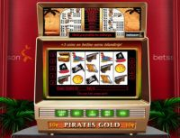 Pirates Gold II NetEnt Slot Slot Reels