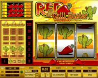 Red Chili Hunter Topgame Slot Slot Reels