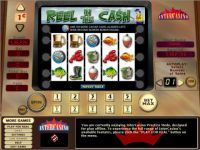 Reel in the Cash 5 Lines  CryptoLogic   Slot   Slot Reels