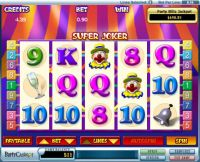 Super Joker bwin.party Slot Slot Reels
